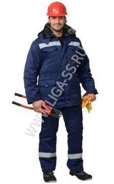 Защитные зимние костюмы